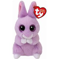 Claire's Ty Basket Beanie April The Purple Bunny Softtoy - Beanie Gifts