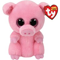 Claire's Ty Beanie Boo Medium Posey The Pig Soft Toy - Soft Toy Gifts