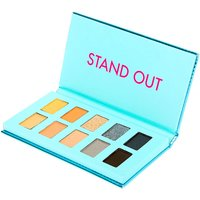 Claire's Turquoise Blend & Be You Eyeshadow Palette - Turquoise Gifts
