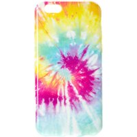 Claire's Rainbow Tie Dye Ipod Touch 5/6 Case - Ipod Gifts