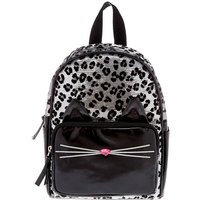 Claire's Sequin Leopard Mini Backpack - Black - Backpack Gifts