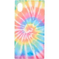 Claire's Rainbow Tie Dye Square Phone Case - Phone Gifts