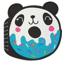 Claire's Sweetimals Pandonut Silicone Notebook - Notebook Gifts
