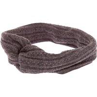 Claire's Sweater Twisted Headwrap - Grey - Sweater Gifts