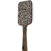 Claire's Bling Chrome Paddle Hair Brush - Bling Gifts