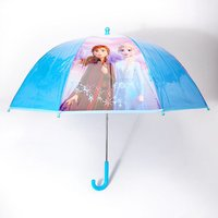 Claire's ©Disney Frozen 2 Elsa And Anna Umbrella – Blue - Umbrella Gifts