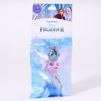 Claire's ©Disney Frozen 2 Into The Unknown Necklace And Gift Pouch – Blue - Disney Jewellery Gifts