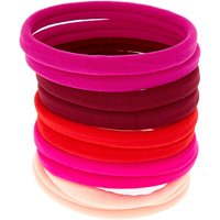 Claire's Very Berry Hair Ties - 10 Pack - Ties Gifts