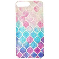 Claire's Watercolour Morrocan Phone Case - Phone Gifts