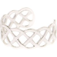 Claire's Celtic Knot Silver Toe Ring - Celtic Gifts