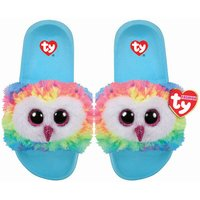 Claire's Ty Beanie Boo Owen The Owl Pool Slides - Pool Gifts