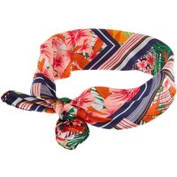 Claire's Tropical Silk Scarf Headwrap - Scarf Gifts