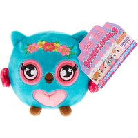 Claire's Squeezamals™ Tootles The Owl Soft Toy - Soft Gifts