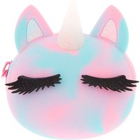 Claire's Rainbow Caticorn Jelly Coin Purse - Pink - Purse Gifts