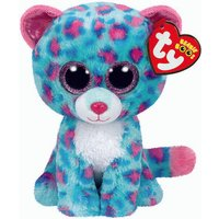Claire's Ty Beanie Boo Small Sydney The Leopard Soft Toy - Claires Gifts