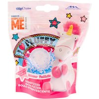 Claire's Despicable Me Minion Made™ Glitter Bath Fizzer - Pink - Despicable Me Gifts