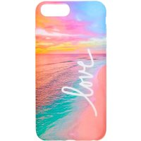 Claire's Love Beach Phone Case - Fits Iphone 6/7/8 Plus - Beach Gifts