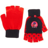 Claire's Miraculous™ Polka Dot Gloves - Red - Polka Dot Gifts