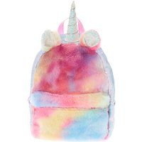 Claire's Pastel Rainbow Unicorn Backpack - Backpack Gifts