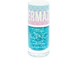 Claire's Mermazing Glitter Nail Polish - Mermaid Glitz - Nail Gifts