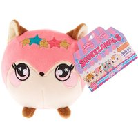 Claire's Squeezamals™ Grace The Fox Soft Toy - Soft Gifts