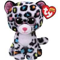 Claire's Ty Beanie Boo Small Tilley The Leopard Soft Toy - Leopard Gifts