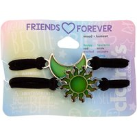 Claire's Sun & Moon Stretch Friendship Bracelets - 2 Pack - Friendship Gifts