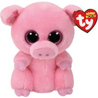 Claire's Ty Beanie Boo Small Posey The Pig Soft Toy - Beanie Gifts