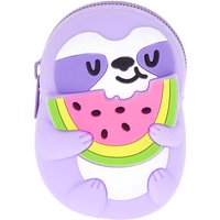 Claire's Sophie The Sloth Jelly Coin Purse - Purse Gifts