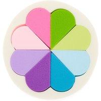 Claire's Rainbow Blending Sponge Set - 8 Pack - Rainbow Gifts