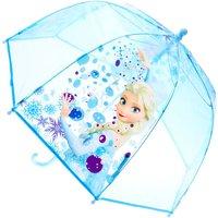 Claire's Light Blue Elsa Frozen Umbrella - Umbrella Gifts