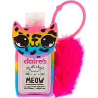 Claire's Lulu The Leopard Rainbow Hand Lotion - Strawberry - Strawberry Gifts