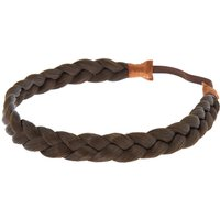Claire's Faux Braid Headwrap - Brown - Brown Gifts