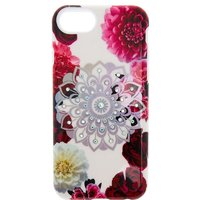 Claire's Floral Bling Mandala Protective Phone Case - Phone Case Gifts