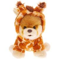 Claire's Boo The World's Cutest Dog™ Large Giraffe Boo Soft Toy - Cream - Giraffe Gifts