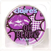 Claire's Berry Flavoured Lip Balm Tin - Lip Balm Gifts