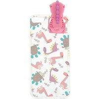 Claire's Dinosaur Ipod Touch 5/6 Case - Pink - Ipod Gifts