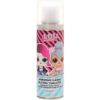 Claire's L.o.l Surprise!™ Glitter Hairspray - Silver - Lol Surprise Gifts