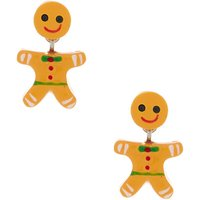 Claire's Gingerbread Man Ear Jackets - Jackets Gifts