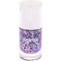 Claire's Glitter Nail Polish - Purple Confetti - Nail Gifts