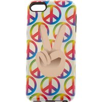 Claire's Holographic Peace Ipod Touch 5/6 Protective Case - Ipod Gifts