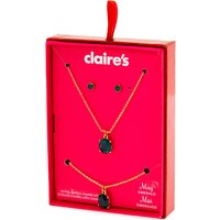 Claire's May Birthstone Jewelry Gift Set - Emerald, 3 Pack - Birthstone Gifts
