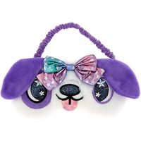 Claire's Pretty Puppy Sleeping Mask - Purple - Puppy Gifts
