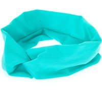 Claire's Wide Jersey Headwrap - Mint - Mint Gifts