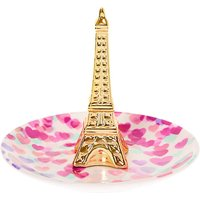 Claire's Paris Love Jewelry Holder Tray - White - Paris Gifts