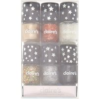 Claire's Cosmic Nail Polish Set - 6 Pack - Nail Polish Gifts