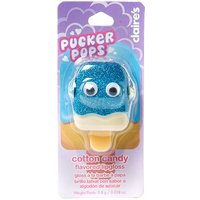 Claire's Pucker Pops Cotton Candy Flavoured Lip Gloss - Candy Gifts