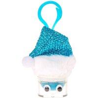 Claire's Turquoise Santa Hat Lip Balm Keychain - Lip Balm Gifts
