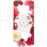 Claire's Floral Bling Mandala Phone Case - Fits Samsung Galaxy S8 - Bling Gifts