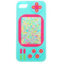 Claire's Silicone Game Over Ipod Case - Fits Ipod Touch 5/6 - Ipod Gifts